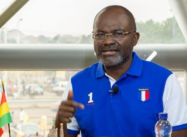 NPP would've been embarrassed if Ama Sey went independent – Ken Agyapong