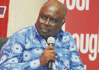 Former CEO of Volta River Authority, Dr. Charles Wereko-Brobby
