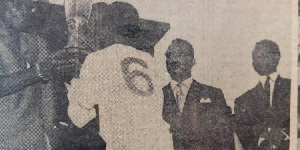 Asante Kotoko beats T.P Mazembe to lift African Champions' Cup on this day in 1970