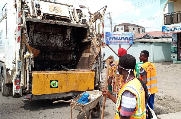 Ga East Municipal Assembly to embark on quarterly clean-up exercise in all markets - MCE