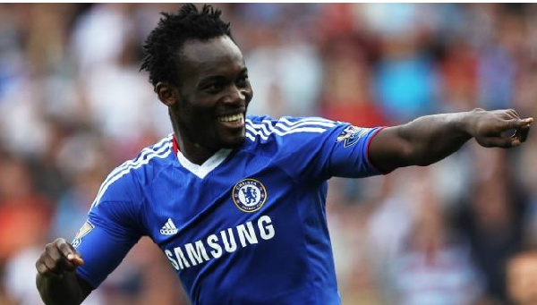 Goal against Arsenal is my best - Michael Essien