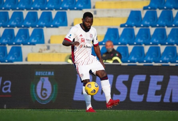 Kwadwo Asamoah becomes the most-capped African player in Serie A history