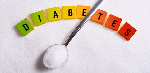 Diabetes mellitus, commonly known as diabetes, is a metabolic disease that causes high blood sugar.