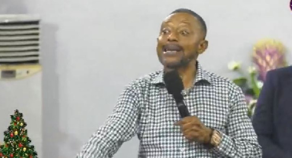 You are a stupid man – Reverend Owusu Bempah loses his cool over Baba Jamal's criticism