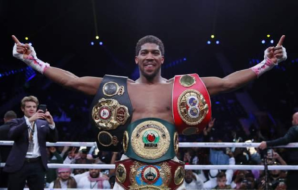 How Anthony Joshua masterminded his redemption in Saudi Arabia