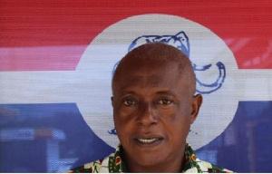 Alhaji Umar Bodinga, NPP first vice chairman in the Eastern Region