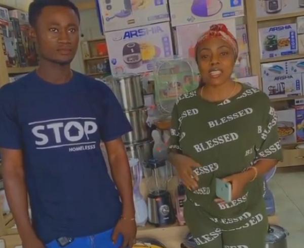 Kessben and Broadcast Journalist, Nana Aba Anamoah