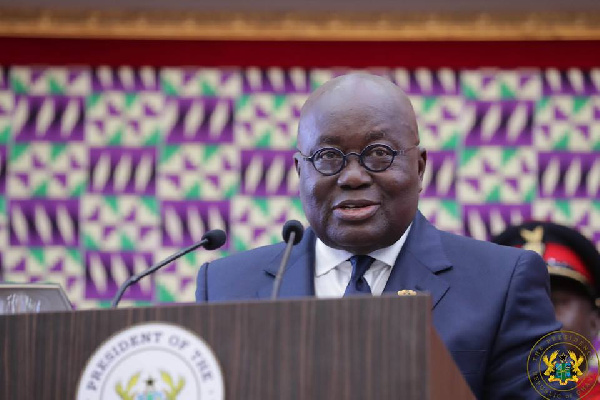 Double Track system in SHSs will end before 2024 - Akufo-Addo