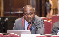 Mahama Ayariga was made to apologise on the floor of the House by the Speaker