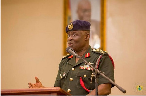 Chief of Defence Staff (CDS), Lt. General Obed B. Akwa