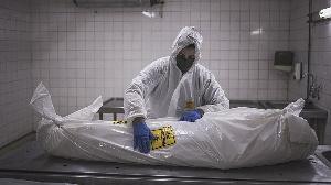 Africa Coronavirus Death