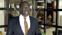 Advisor to the Health minister, Dr. Baffour Awuah