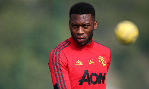 Fosu-Mensah could leave Manchester United as early as next month