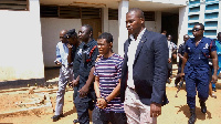 Daniel Asiedu is standing trial for allegedly killing the late MP