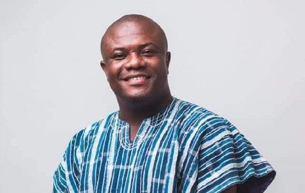 Collins Adomako Mensah, Kwabre North member of Parliament