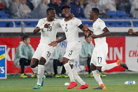 The Black Stars will play Ethiopia on November 18