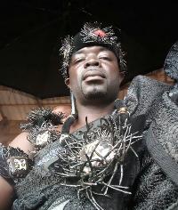 Nana Sarpong Okumankumah I, Sanaahene of Akoase