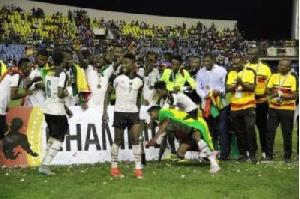 Ghana Wafu Win