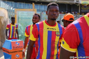Former Accra Hearts of Oak midfielder, Leonard Tawiah