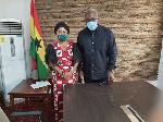 John Mahama consoles Elikplim Akurugu; assures Dome-Kwabenya