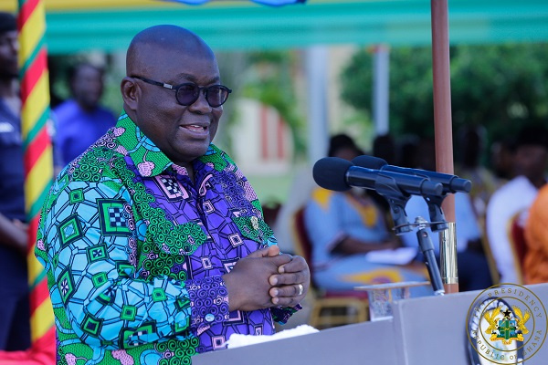 Military Deployment: I\'ve no interest in disenfranchising any eligible Ghanaian - Akufo-Addo replies NDC