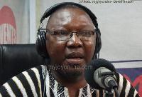 Dr. Clement Apaak, former Presidential staffer