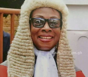 Justice Sophia Akuffo, Ghana's Chief Justice