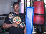Ghanaian boxer, Dodzi Kemeh