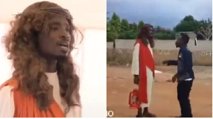 Mmebusem is the new 'Jesus Christ' on our screens