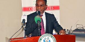 Acting Auditor-General, Johnson Akuamoah Asiedu