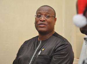 NDC Deputy Campaign Manager, Alex Segbefia