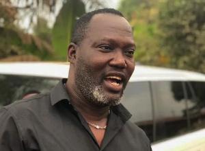 Actor Bernard Nyarko