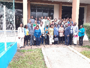 The team of 51 pilgrims from different denominations across the country