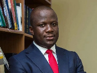 Minister of Lands and Natural Resources, Samuel Abu Jinapor