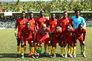 Black Stars Vs Comoros