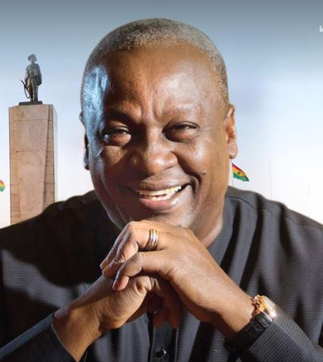 Don't be deceived, NPP are full of talk and no action - Mahama