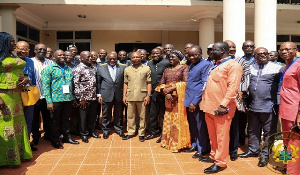 Akufo Addo And MMDCEs