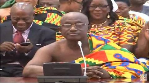 Ashanti Regional Minister-designate, Simon Osei Mensah
