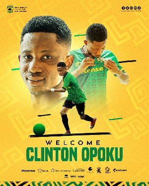 Teenager Clinton Opoku joins Asante Kotoko from Phar Rangers FC