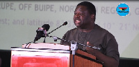 Dr. Abu Sakara, 2012 Presidential Candidate of the Convention People's Party