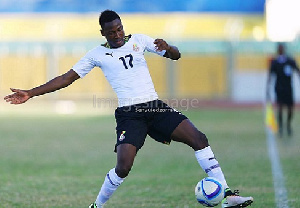 Black Stars defender Baba Rahman