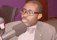 Lawyer Ace Ankomah
