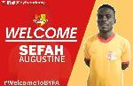 Ex-Kotoko defender Augustine Sefah seals move to lower-tier side BYFA