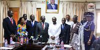 Finance Minister, Ken Ofori Atta has inaugurated an 11-member SSNIT board