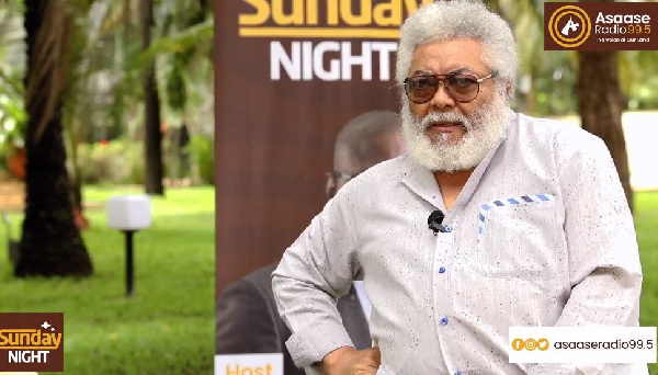 Rawlings reveals difficulty in ruling Ghana for 20 years