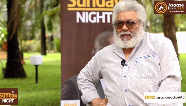 My surname is John not Rawlings - Former President Rawlings clarifies