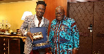 'Nana wuy3 guy' - Shatta Wale replies Akufo-Addo's 'you do all' congratulatory message