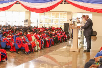 President Akufo-Addo said the continuous absence from the classrooms affected productivity.