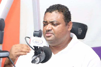 Former Deputy Minister for Youth Sports and Culture, Joseph Yamin