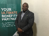 William Asiedu Yeboah, CEO, NBC Ghana Trust